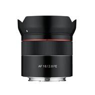. SAMYANG 三陽 AF 18mm F2.8 自動對焦鏡頭 廣角 全片幅 SONY FE E-Mount 正成公司貨 一年保固