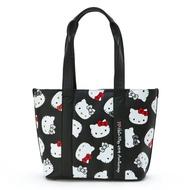 Hello Kitty 45週年手提袋,手提袋/肩背包/帆布袋/收納袋/雜物袋/側背袋,X射線【C337318】