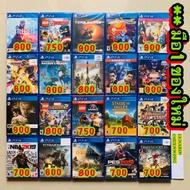 [PS4][มือ1] battlefield Lego Tomb Naruto Digimon Yaguza Marvel Stardrew Allstar Nba Assasin Darksider titanfall pes19