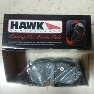 HAWK Performance TOYOTA GT86 前煞車來令片 HP PLUS