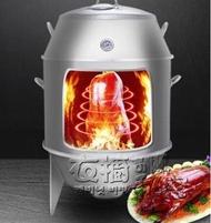 木炭烤鴨爐雙層商用燒鴨爐烤雞燒鵝爐不銹鋼烤羊腿爐子