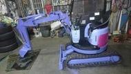 日本外匯 10級 挖土機 怪手 小松PC08UU-1 只用370小時 車況很好 免整理 5 08 15 12 13