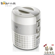 Bear DFH-A20D1 Electric Heating Lunch Box, Intelligent Reservation, Timing, Three Layer Insulation, Cooking, Heating, Vacuum, Lunch Box