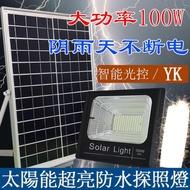 【萬年惠】探照燈投射燈路燈led太陽能探照燈燈飾光控太陽能路燈戶外防水庭院燈