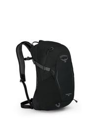 ├登山樂┤ 美國 Osprey Hikelite 18 輕量網架健行背包 18L-黑 # 10001555