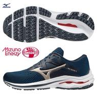 【全館滿額88折】MIZUNO WAVE INSPIRE 17 SW 男鞋 慢跑 4E超寬楦 ENERZY中底 支撐 藍紅【運動世界】J1GC214542