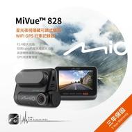 R7m【Mio MiVue 828行車紀錄器】1080P高畫質 WiFi GPS SONY感光﹝送16G﹞