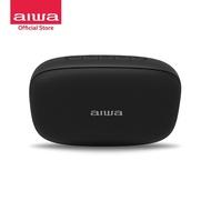 it2020seller ลําโพงบลูทูธ Wireless Bluetooth Speaker ลำโพงเบสหนักๆ ลำโพงพกพา [ผ่อน 0%] AIWA SB-X50 Mini Bluetooth Speaker ลำโพงบลูทูธพกพามินิ ลำโพงเสียงดี ลำโพงกลางแจ้งไร้สาย เสียงดี