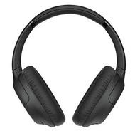 SONY索尼 無線藍牙耳罩式耳機-黑 WH-CH710N/B