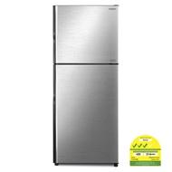 Hitachi R-V410P8MS Top Freezer Refrigerator 340L