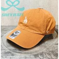 [SREY帽屋]預購★47 Brand CLEAN UP MLB 洛杉磯道奇 LA 小LOGO 棒球帽 老帽 美國限定