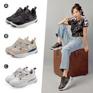 【LOTTO】男女 ATHLETICA SIRIUS 義式復古老爹鞋(6款任選)