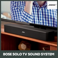 Bose Solo TV sound system / 100% authentic / Shipping from Japan / Free shipping
