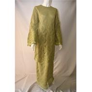 Baju Kurung Lace Plus Size 3XL 4XL 5XL 6XL