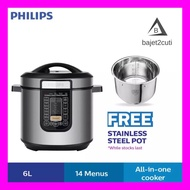 Philips HD2137 All-In-One Pressure Cooker HD2137 / HD2778 (Free Bubble Wrapping)