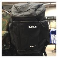 【AND】NIKE Lebron 詹姆斯 背包 後背包 黑色 雙肩背包 大容量 BA5563-010