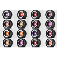 **日光銀鹽** 德鏡 Pentacon Auto 50mm F1.8 MC For Nikon接環 人像鏡