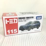 【Fun心玩】TM 115A4 799177 麗嬰 日本 TOMICA 多美小汽車 速霸陸 FORESTER 休旅車 禮物