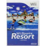 【全新未拆】Wii 度假勝地 渡假勝地 Sports Resort 中文版【台中恐龍電玩】