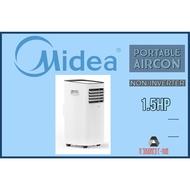 Midea Portable Aircon 1.5HP