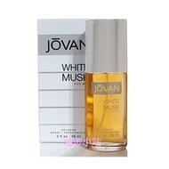 《尋香小站 》JOVAN White Musk For Men Cologne Spray 白麝香男香 88ml