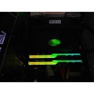 芝奇G.SKILL 幻光戟 8G*2 雙通DDR4-3200 CL16
