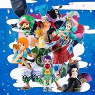 【預購 11-1月】BANDAI 代理版 Figuarts ZERO 航海王 和之國篇 91集封面