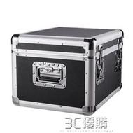 儀器箱-超大型五金工具箱工業級儲物箱子鋁合金車載收納盒大號鐵加厚 3C優購HM
