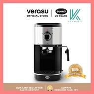 คุณภาพดี BUONO เครื่องชงกาแฟเอสเพรสโซ รุ่น BUO-265403 VERASU วีรสุ เครื่องชงกาแฟ เครื่องทำกาแฟ ของมันต้องมี!