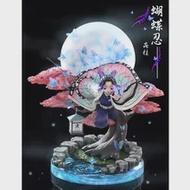 Demon Slayer Kochou Shinobu อะนิเมะรูปสาวเซ็กซี่ PVC Action Figure ของเล่น Kochou Shinobu Collection ตุ๊กตาตุ๊กตาของขวัญ