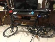 外觀超美的20吋折疊腳踏車Dahon(大行)小折