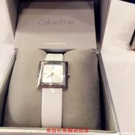 Calvin Klein CK手錶 方型氣質淑 (K3R231L6) 士錶