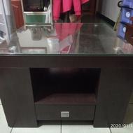 二手 茶几 小茶几 大茶几 電話櫃 矮櫃 正方型 收納櫃 側邊開 邊桌