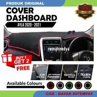 Cover Dasboard Mobil Daihatsu Ayla 2020 Aksesoris Alas Karpet Dasbor