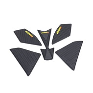 Motorcycle 3D Rubber Sticker Decal Tank-Pad Stomp-Grips Gas Oil Sticker Accessories For Zontes T310 310 T1 T2 310T 310X