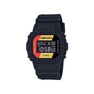 [Casio] CASIO watch G-SHOCK G shock THE HUNDREDS collaboration model DW-5600HDR-1JR Men s