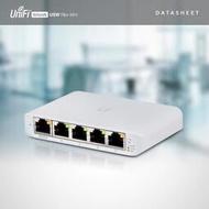 UBNT USW Flex Mini USW-Flex-Mini 5端口管理型千兆以太網交換機