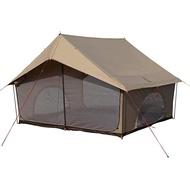 Doppelganger Outdoor營舞者D.O.D戶外露營野餐 房屋型帳篷五人用臥室帳篷#T5-668-TN