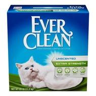 【Ever Clean 藍鑽】貓砂-藍標