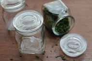 1pc Spice Jar (120ml) Glass Cannister