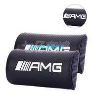 BENZ 賓士 AMG 碳纖維 頭枕 C200 C250 C180 X253 W205 w204 GLC汽車頭枕 護頸枕