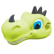 法國 GLOBBER 哥輪步 T-bar恐龍頭 (綠)【淘氣寶寶】