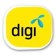 ◕▽(Not Pin Code) Digi PREPAID Reload RM5, RM10, RM15, RM30  (5, 10, 15, 30 Days Validity)