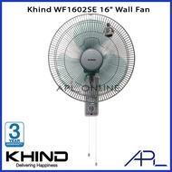 "kipas dinding kipas dinding kdk Khind WF1602SE 16"" Wall Fan Kipas Dinding"