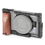 ..  SmallRig 2225 Cage 鋁合金外框 多功能承架 for Sony RX100 VI RX100 M6 錄影用支架 Arca 公司貨