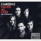 Maroon 5 / Hands All Over [2011 Asia Tour CD+DVD Edition]
