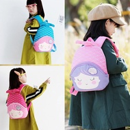 g2s Fashion POP Travel Bag Mermaid Elementary middle School Girls Students Backpack Beg Sekolah Smiggle convenient