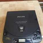Philips CD player AZ6830