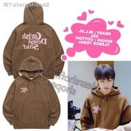 【Hoodie】 Jacket Hoodie Nct Jaemin Renjun Cavish Design Seller Screen Printing Pink Cotton Fleece Thick