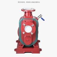 抽水機 工業自吸泵380V管道泵臥式離心泵抽水泵農用大流量抽水機  DF 科技藝術館
